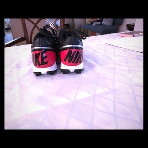 Football cleats Nike size 3.5